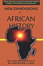 Best new dimensions in african history Reviews