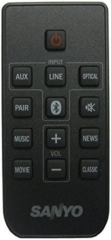 Max 40% OFF Original Factory Remote Control WIR113001-FA03 Sa At the price of surprise Compatible for