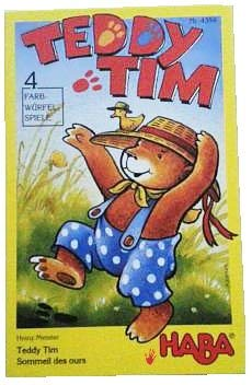 HABA 4394 - Teddy Tim