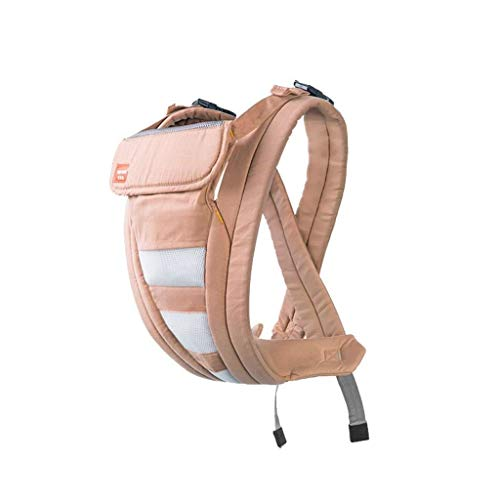 LYXPUZI Babytragezubehör für Kleinkinder, Frontträger, Babytragetasche, ergonomische Tragepositionen, Babytragetasche, Kindertragetasche, Rucksack, Vorderträger, Rückenträger verstellbar