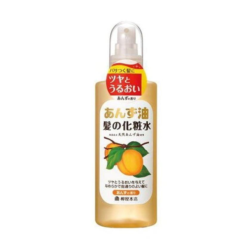 きゅうり固有のシンク柳屋 あんず油 髪の化粧水 170ml