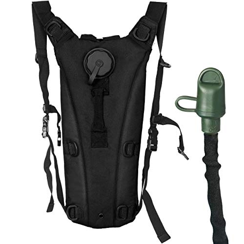 ETCBUYS Hydration Backpack - Water Pack Waterproof Tactical Hydration Pack...