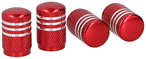 Dunlop Ventilkappe Rot