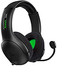 PDP Gaming LVL50 Wireless Stereo Headset with Noise Cancelling Microphone: Black - Xbox One