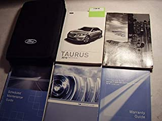 2009 ford taurus owners manual