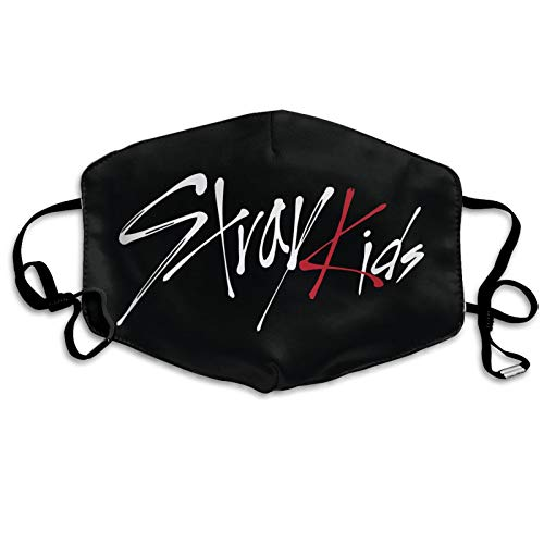 Stay Kid Korean Pop Music Fan Fashion Cosplay 3d Printed Outdoor Mask Protection Unisex