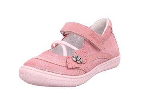 PRIMIGI Jungen Mädchen PTF 54318 Ballerinas, Pink Geranio Barbie 00, 24 EU