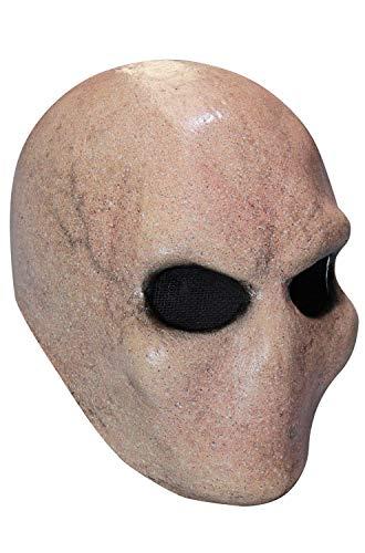 Ghoulish Masks Slenderman Jr. Teen Maske Standard beige