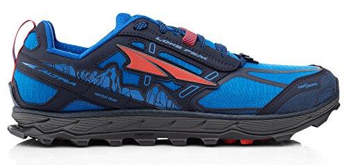 ALTRA Men's AFM1855F Lone Peak 4.0 Trail Running Shoe, Blue - 7 D(M) US