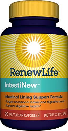 Renew Life Adult Digestive Aid - IntestiNew - Intestinal Lining Support...