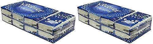 Kleenex Everyday 9 x Pocket Tissues Packs - 8 Packs Included Pack of 2