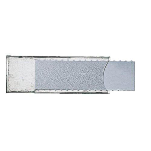 Leitz 6004 Sichtfenster Uni-Schildchen (VPE 1)