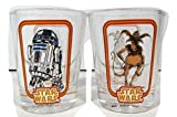 Funko Star Wars Smuggler's Bounty SALACIOUS CRUMB and R2-D2 (Set of 2) Shot Glass/Toothpick Holder