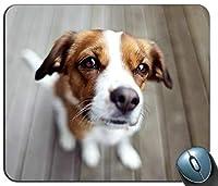 かわいい子犬をマウスパッドファッション、ゲーミング長方形のマウスパッドファッションを閉じる