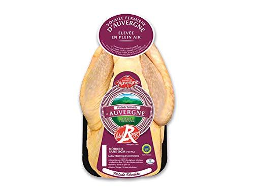 Kreutzers | Perlhuhn Ganzes Huhn von bester Qualität Grillhähnchen Ofenhähnchen ca. 1,1kg