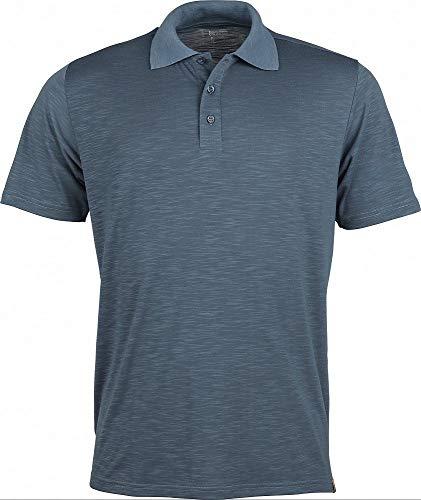 High Colorado Boston Polo Shirt Men, Orion Blue Modèle M 2020 T-Shirt Manches Courtes