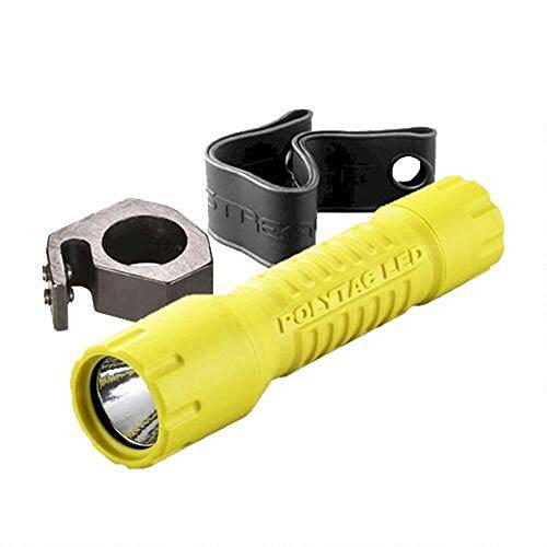 Streamlight 88854 PolyTac LED Helmet Lightning Kit, Yellow - 275 Lumens
