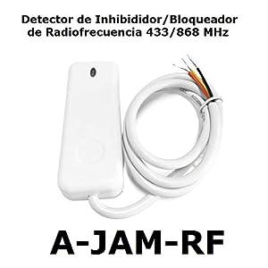 Detector-de-inhibidores-de-radiofrecuencia-433868-MHz-Sensor-de-deteccin-de-interferencia-o-Bloqueo-de-seal-Detector-Anti-inhibicin