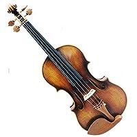 4/4 Professional Solo Vintage Exquitite Painting Violin. バイオリント子供用