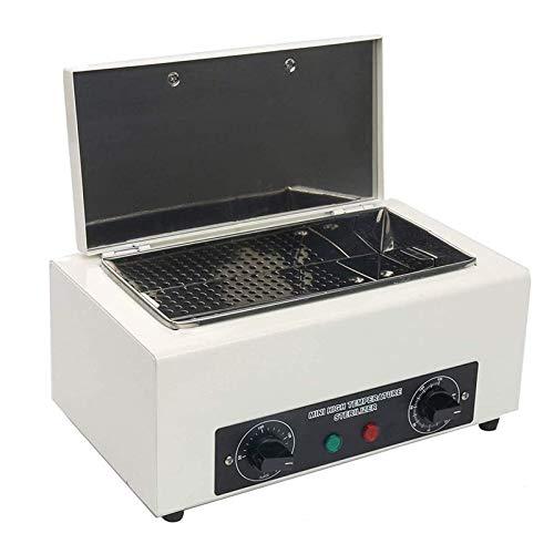ETE ETMATE Esterilizador de Alta Temperatura, Herramientas de salón de esterilizador de Calor NV-210 300W, Mini esterilizador de Autoclave