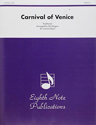 Carnival of Venice: Solo Cornet and Concert Band, Conductor Score