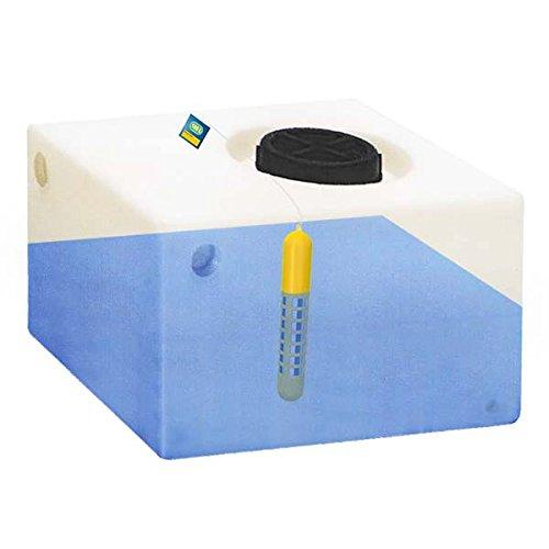 Certec Trinkwasserentkeimung 3in1 - 100L - Wasserentkeimung Wasserfilter Filter
