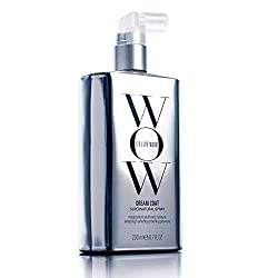 commercial COLOR WOW Dream Coat Supernatural Spray, Moisture Proof, Anti-Crispy, Heat Protective, 6.7 oz. anti frizz product