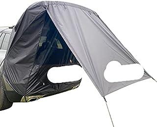 Bärbar bil markis taktält solskydd skugga solskydd regnsäker bil bagageutrymme tält camping tak utomhus resor vandring tält