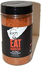 Pellet Envy EAT Barbecue The Most Powerful Stuff 29 Oz Large Shaker Jar