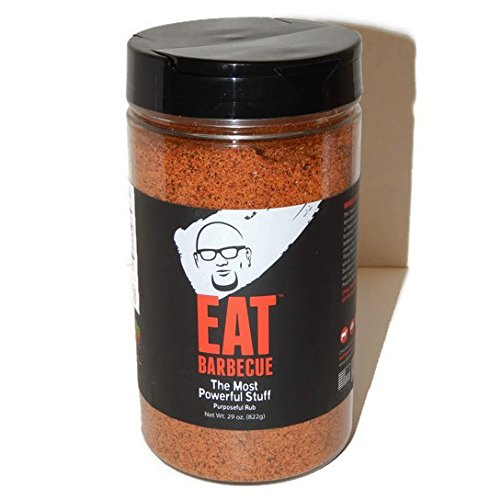 Eat Barbecue Rub (Most Powerful Stuff, 29 Ounce)