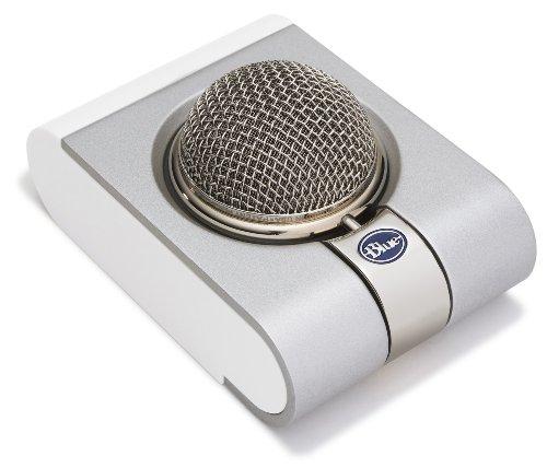 『Blue Microphones ポータブルタイプUSBマイクロフォン SNOWFLAKE』の2枚目の画像