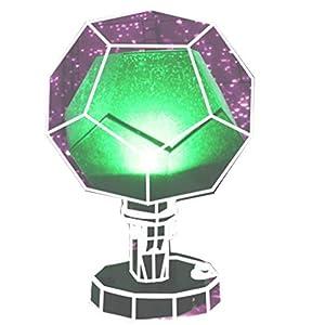 ZKKP Planetario Original para el hogar de 60 000 Estrellas Navidad ...
