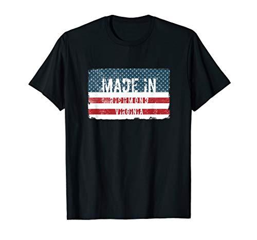 Made in Richmond, Virginia T-shirt