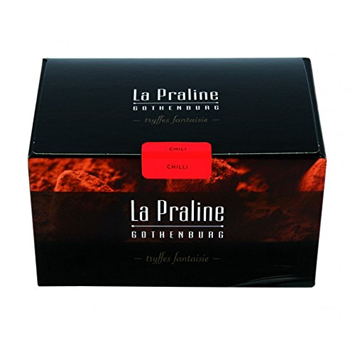 La Praline Gothenburg Tryffes Fantaisie Chili 200g