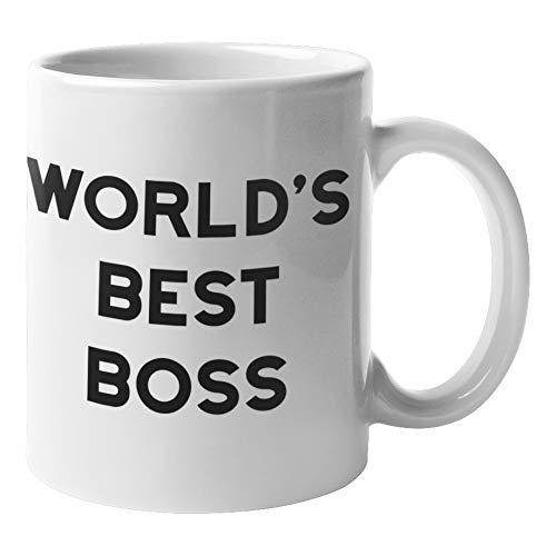 Find Funny Gift Ideas Best Boss   The Office Mug Worlds Best Boss Mug   The...