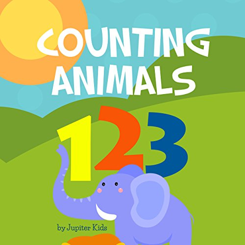 Counting Animals audiobook cover art