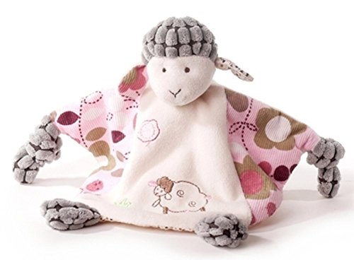 Inware 7966 - Doudou Peluche Sweety, comme une marionnette, 24 x 18 cm