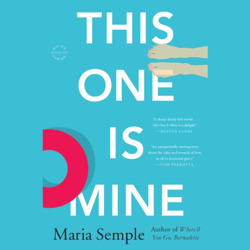This One Is Mine     A Novel              By:                                                                                                                                 Maria Semple                               Narrated by:                                                                                                                                 Claire Christie                      Length: 9 hrs and 42 mins     175 ratings     Overall 3.1