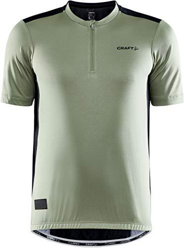 Craft Core Offroad Kurzarm Trikot Herren grün/schwarz Größe XL 2021 Radtrikot kurzärmlig