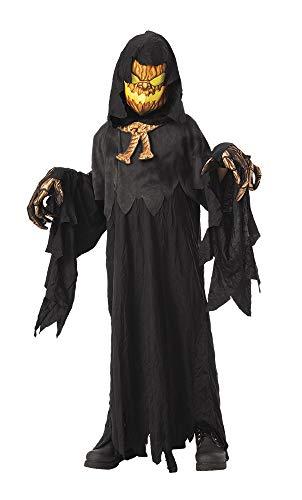 Rubie's Opus Collection Child's Possessed Pumpkinhead Costume, Medium