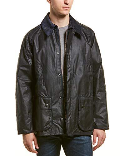 Barbour Bedale Wax Jacket Chaqueta, Azul (Navy 000), X-Large para Hombre
