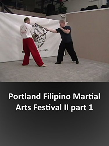 Portland Filipino Martial Arts Festival II part 1
