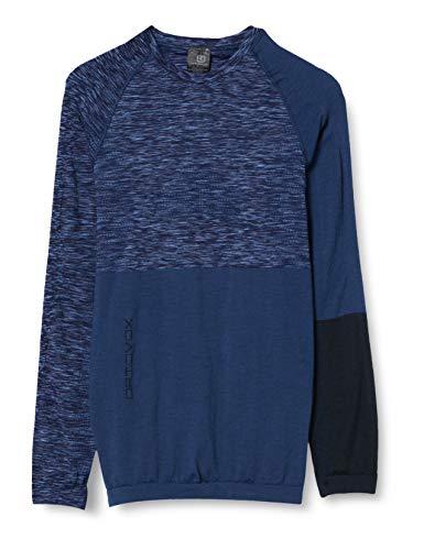 ORTOVOX Herren 230 Competition Longsleeve, Night Blue Blend, XL