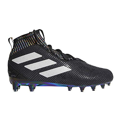 adidas Mens Freak Ultra Football Cleats (15, Black/Multi)