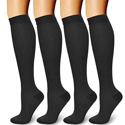 by Unbranded Compression sports leg socks 20-30 mmHg graduation support men's women's
