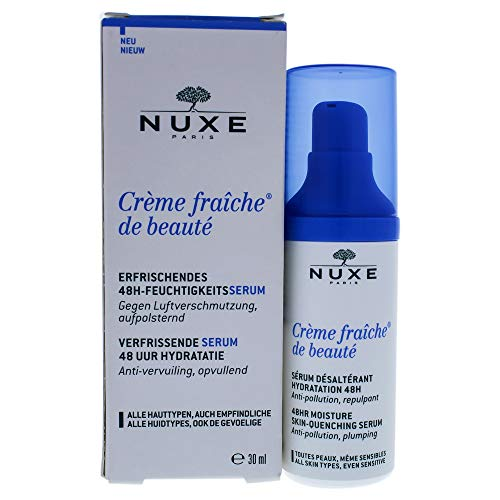 Nuxe Fresh Beauty Cream Serum Restaurador Hidratación 48H, 30ml