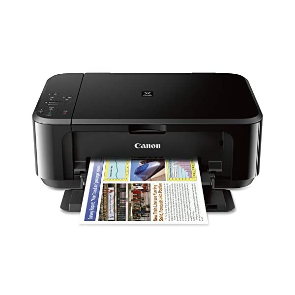 Canon PIXMA MG3620 Wireless All-In-One Color Inkjet Printer with Mobile and Tablet...