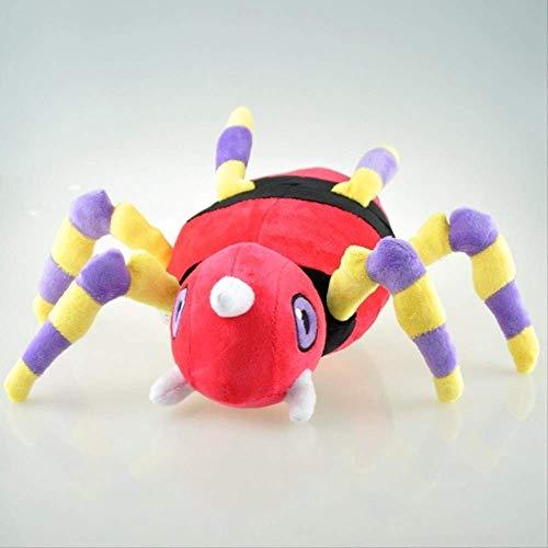 siyat Aridos Pokemon Plüsch 25cm Tier Spinne Linie Ball ultimative Evolutions Pp Baumwolle gefüllt Baby Doll Geburtstagsgeschenk Chongxiang Jikasifa-UK