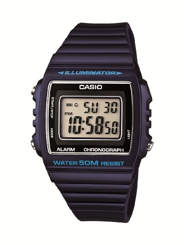 Orologio Unisex Casio Collection W-215H-2AVEF