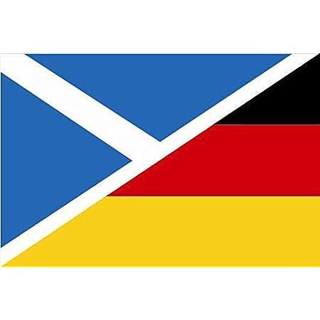 Aufkleber Mauerstetten Flagge Fahne 12 x 8 cm Autoaufkleber